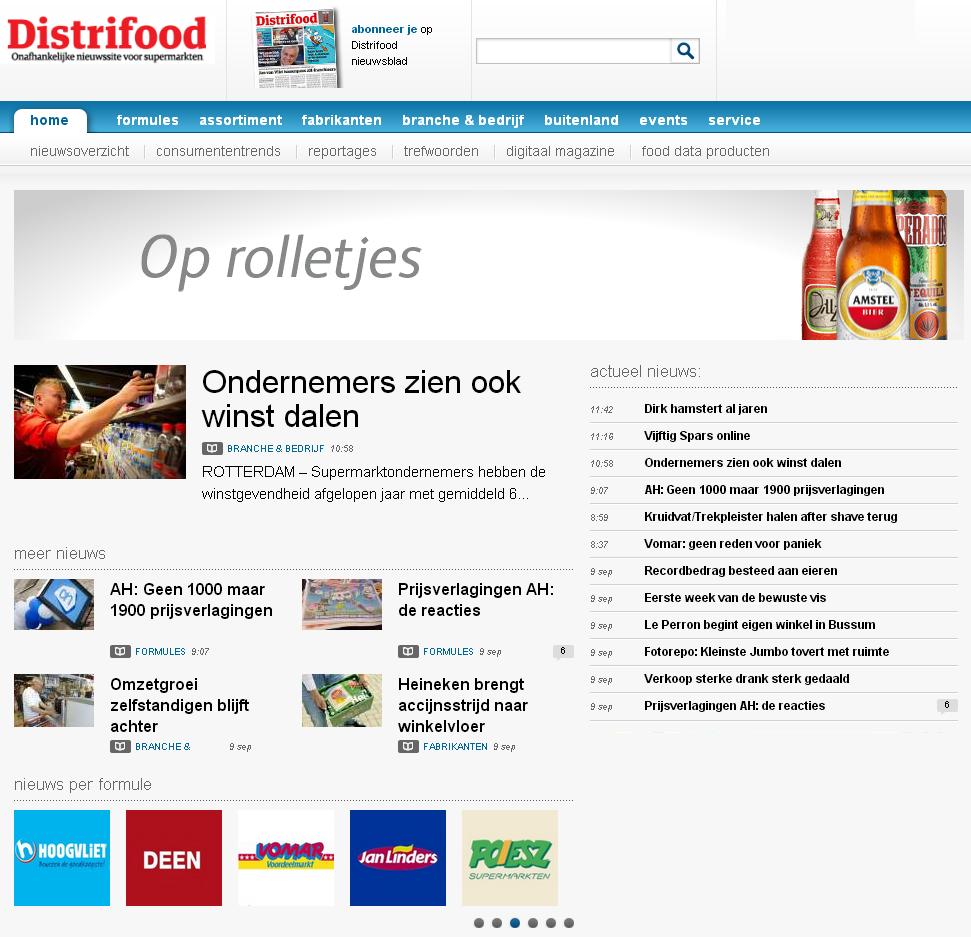Distrifood.nl: AH: Geen 1000 maar 1900 prijsverlagingen